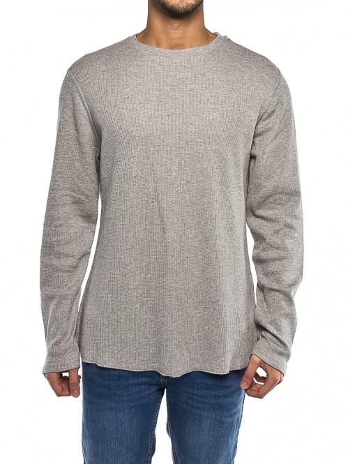 Odomar longsleeve grey