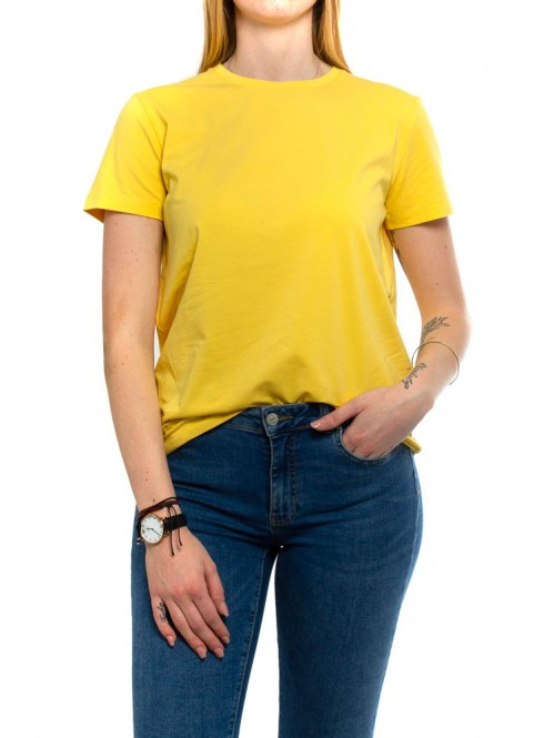 Urte longsshirt yellow