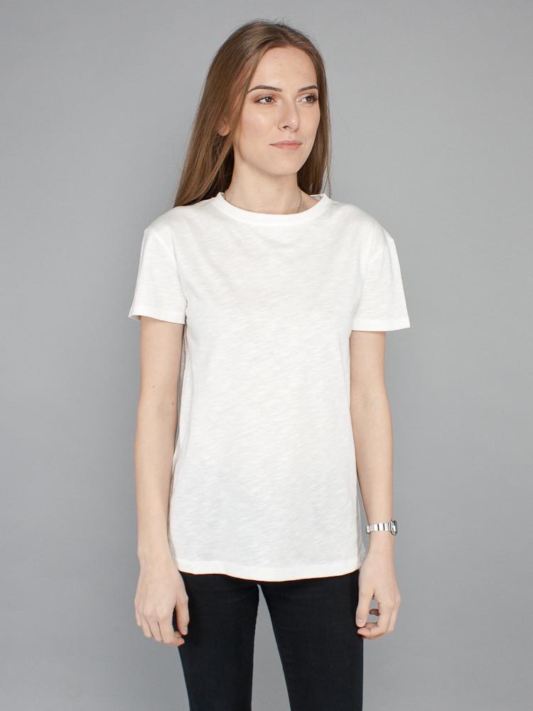 shop ella t shirt off white online kaufen. Black Bedroom Furniture Sets. Home Design Ideas