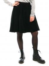 Pepa skirt cord black