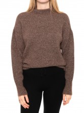 Ayla pullover brown