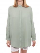 Nuria blouse new desert sage