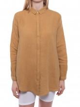 Nuria linen blouse lark