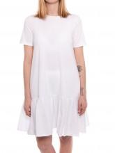 Faanie dress white