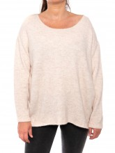 Mille pullover off white