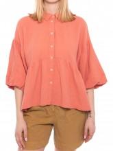 Geerdisa blouse terracotta