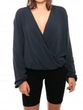 Bailee shirt dress blue