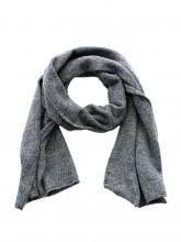 Mille scarf dk grey