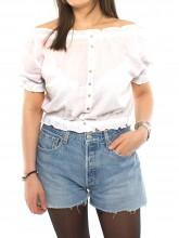 Thea blouse white