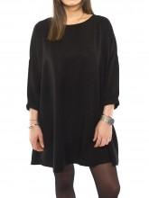 Philomena dress black