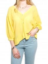 Uma shirt gelb