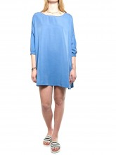 Philomena dress blue
