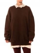 Elissa pullover 180 brown