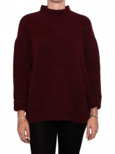 Fern pullover purple