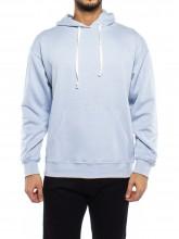Oluf hooded sweatshirt skyway