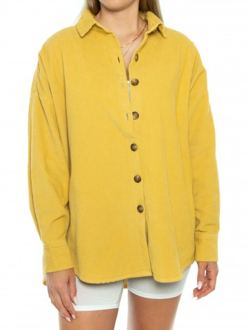 Cord jacket sauterne