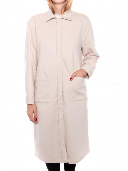 Aeddie coat off white
