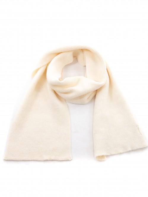 Chachecol scarf ecru