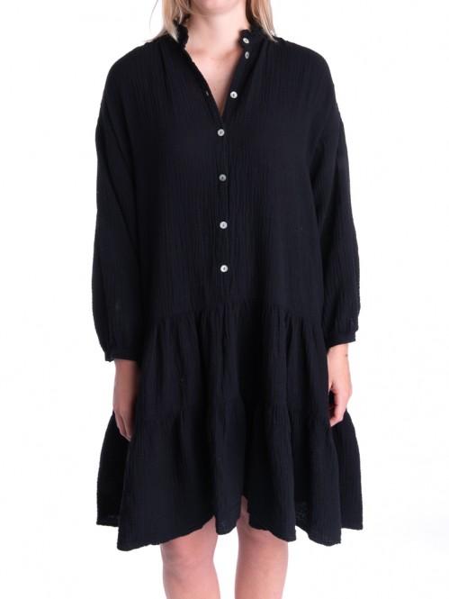 Aurora dress black